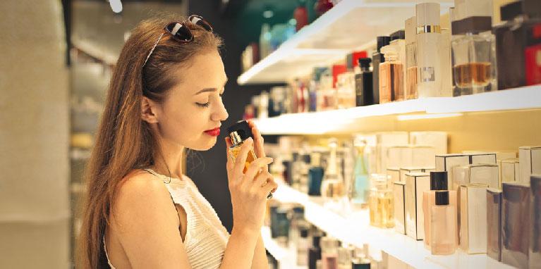 Be beautiful Smell beautiful